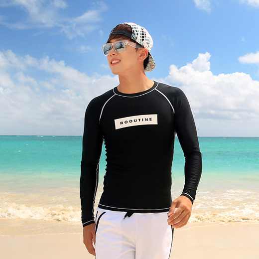 BOX BLACK MAN RASHGUARD (RT0039)