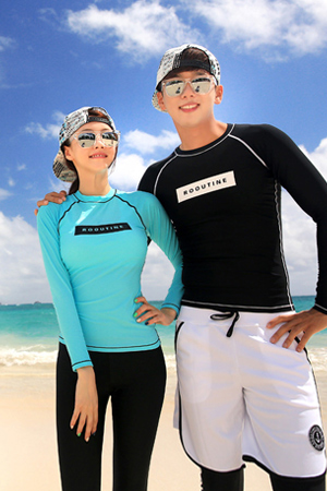 BOX COUPLE RASHGUARD[커플가격]