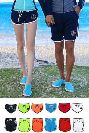 ANCHOR COUPLE BOARD SHORT [커플가격]