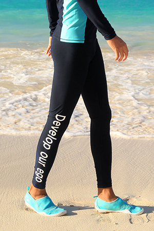 DEVELOP MAN LONG WATER LEGGINGS  [L]