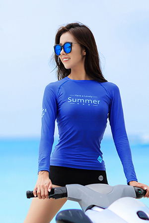 SUMMER WOMAN RASHGUARD (RT0004)